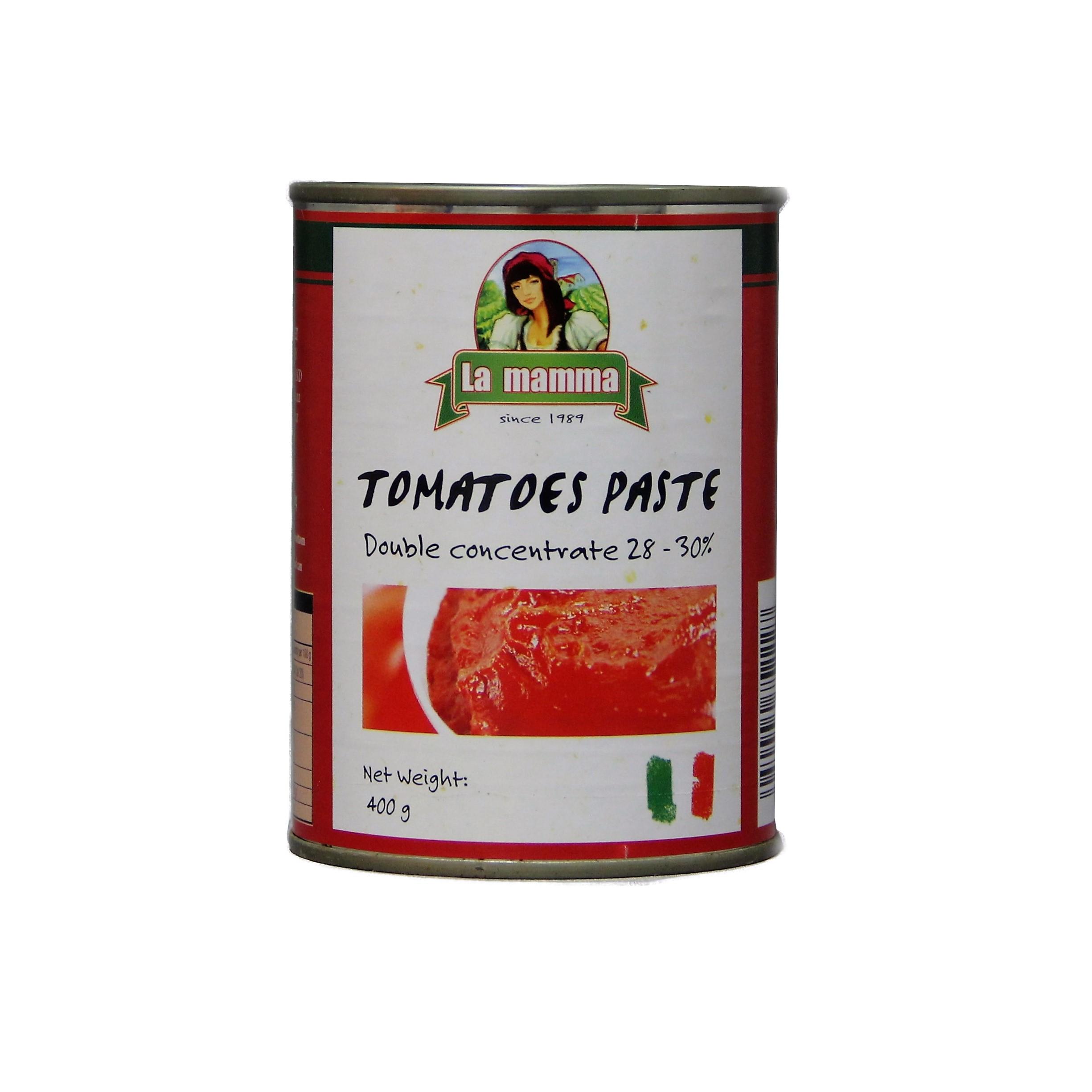 108 tomato paste 400g