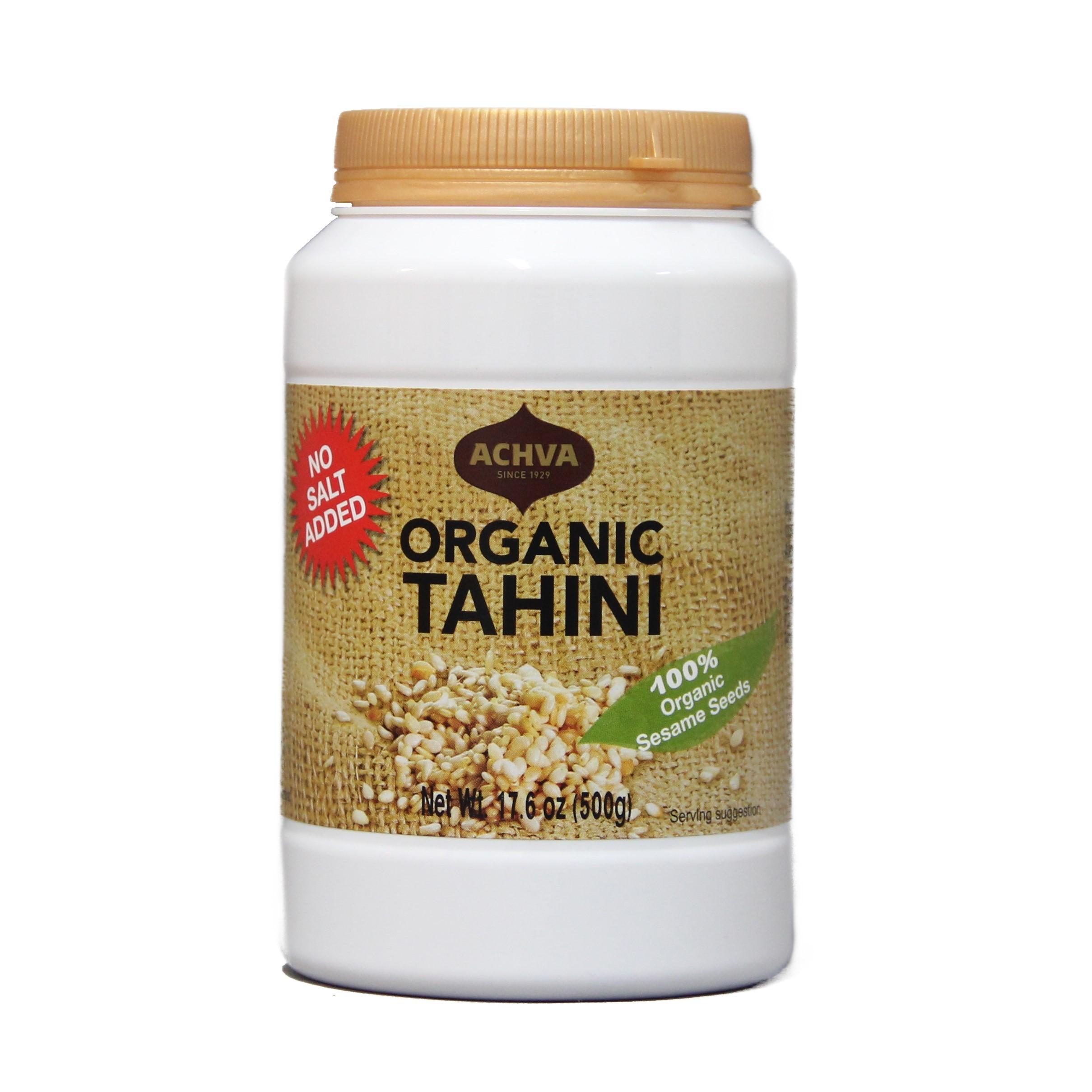 1636 tahina organic