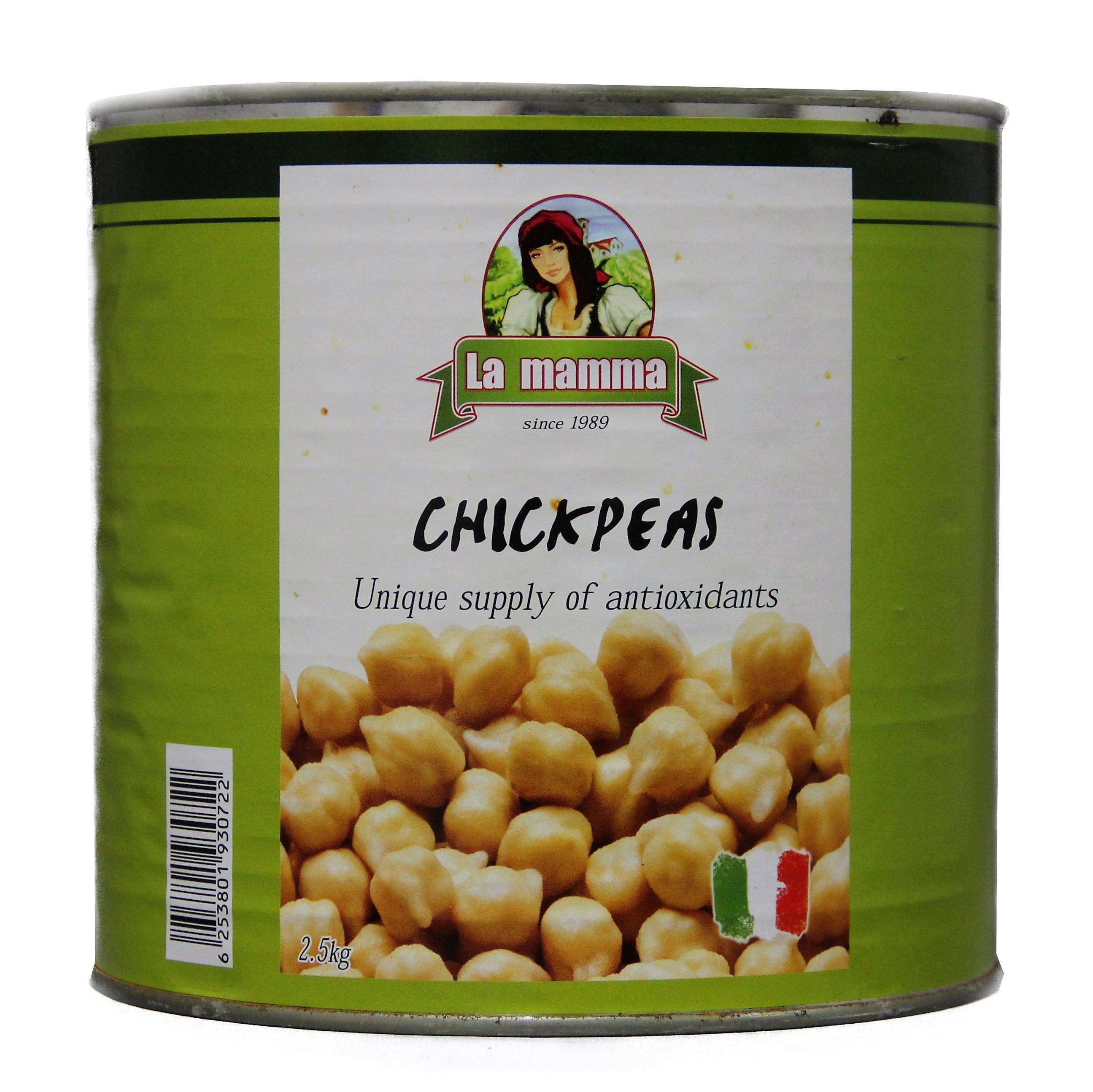 165 chickpeas 2.25kg