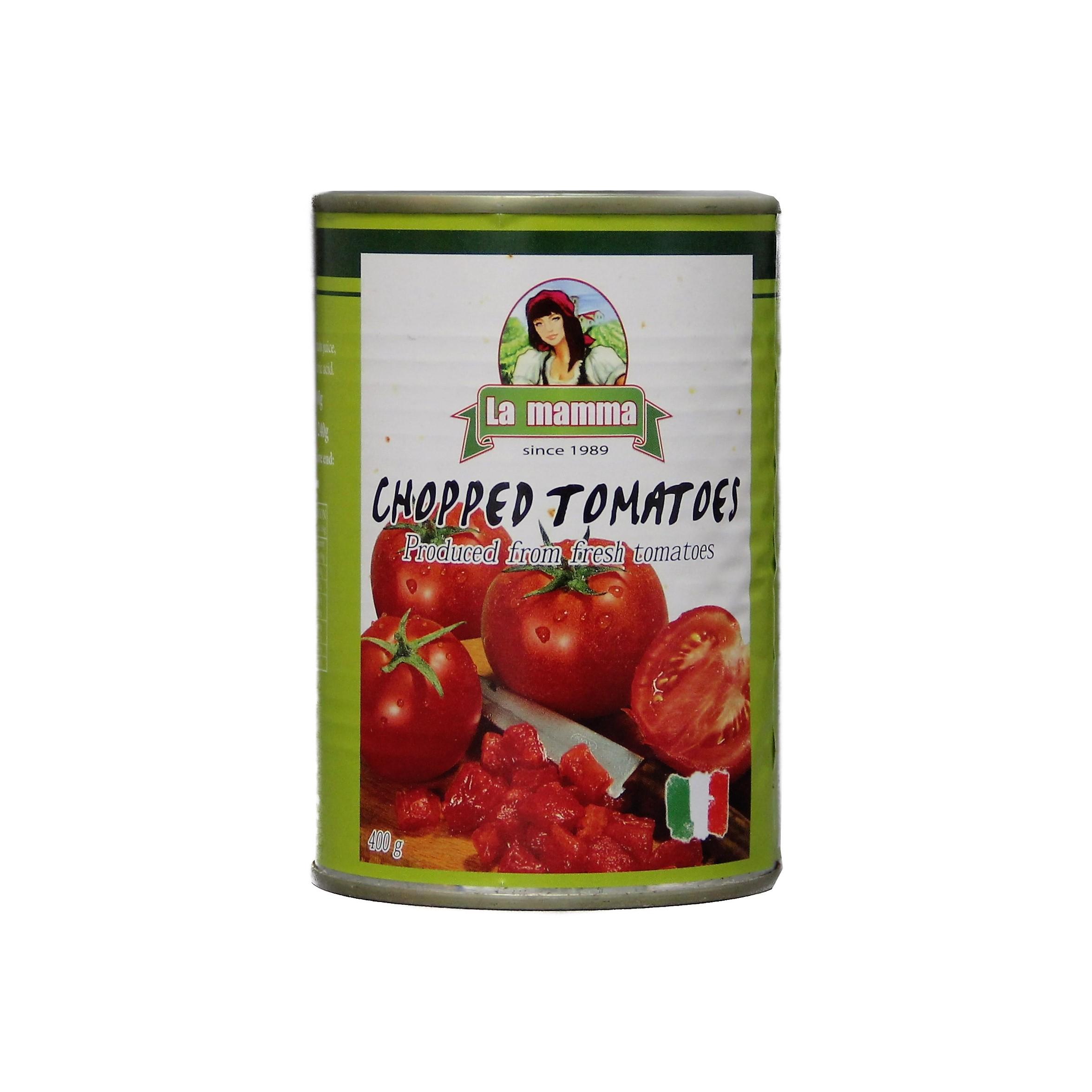 279 Tomato Chopped 400g
