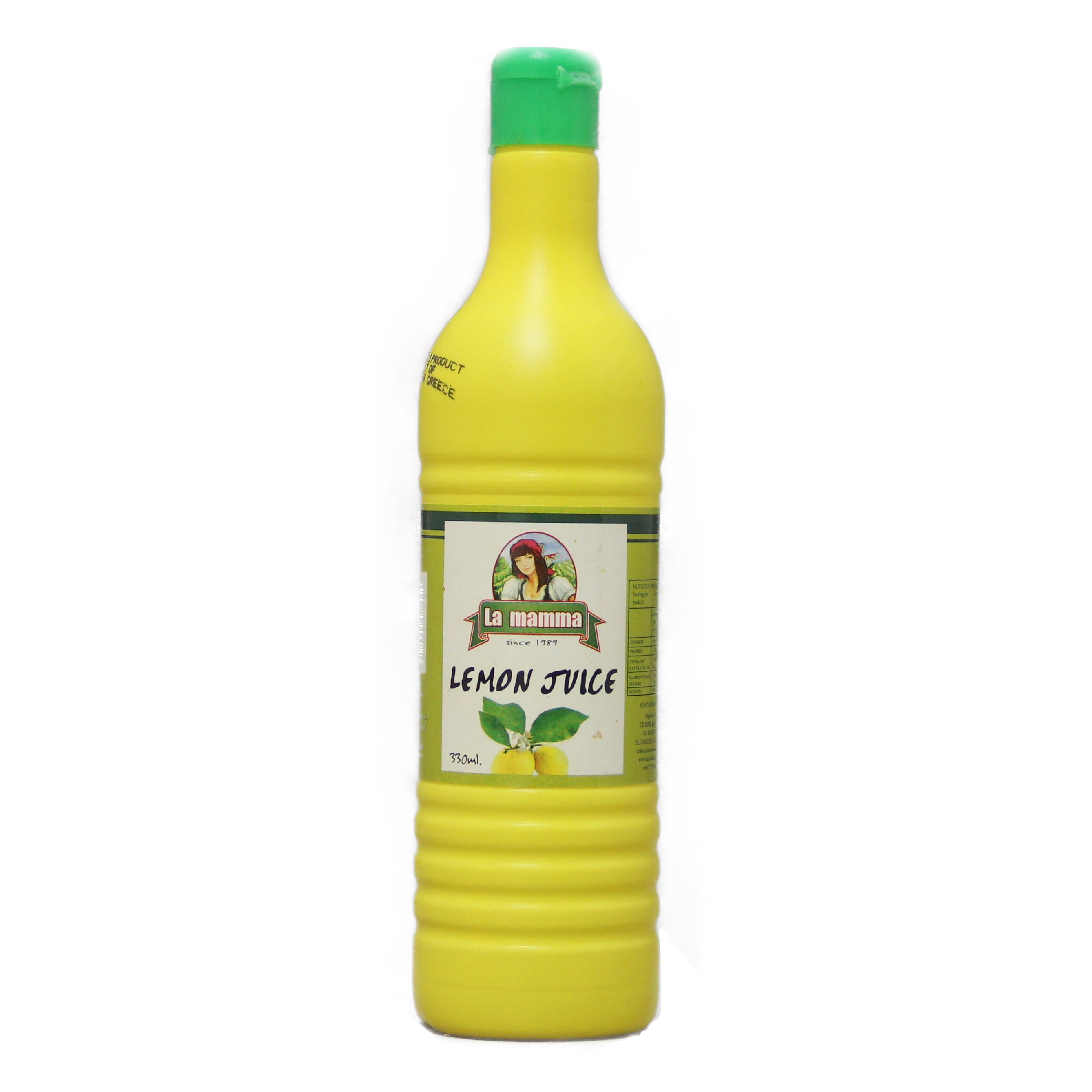 399 lemon juice 330ml