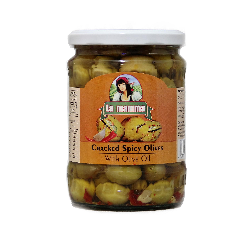 544 olives crack 540g