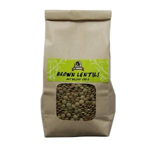 72 browen lentils 500g