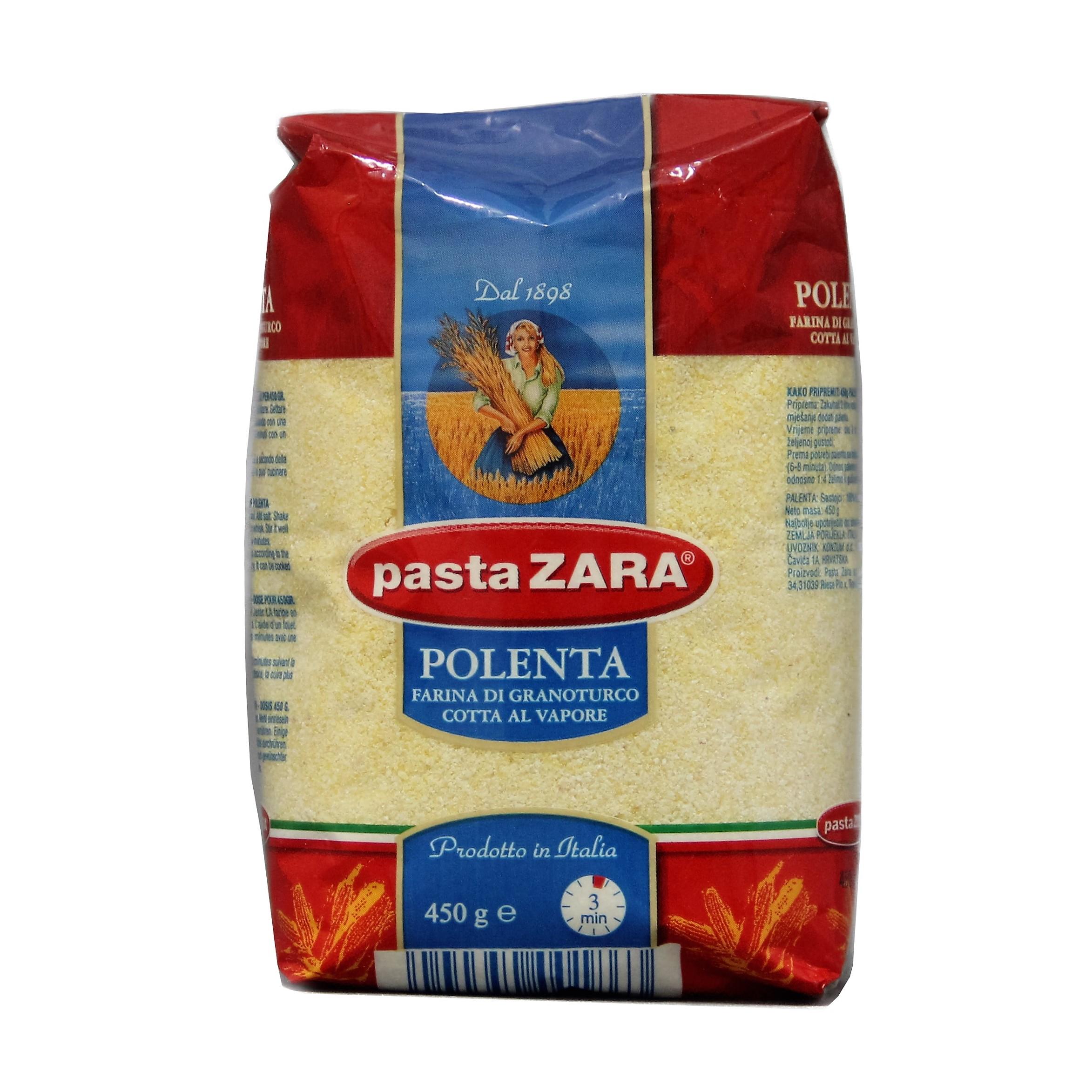 933 Zara Polenta 500g