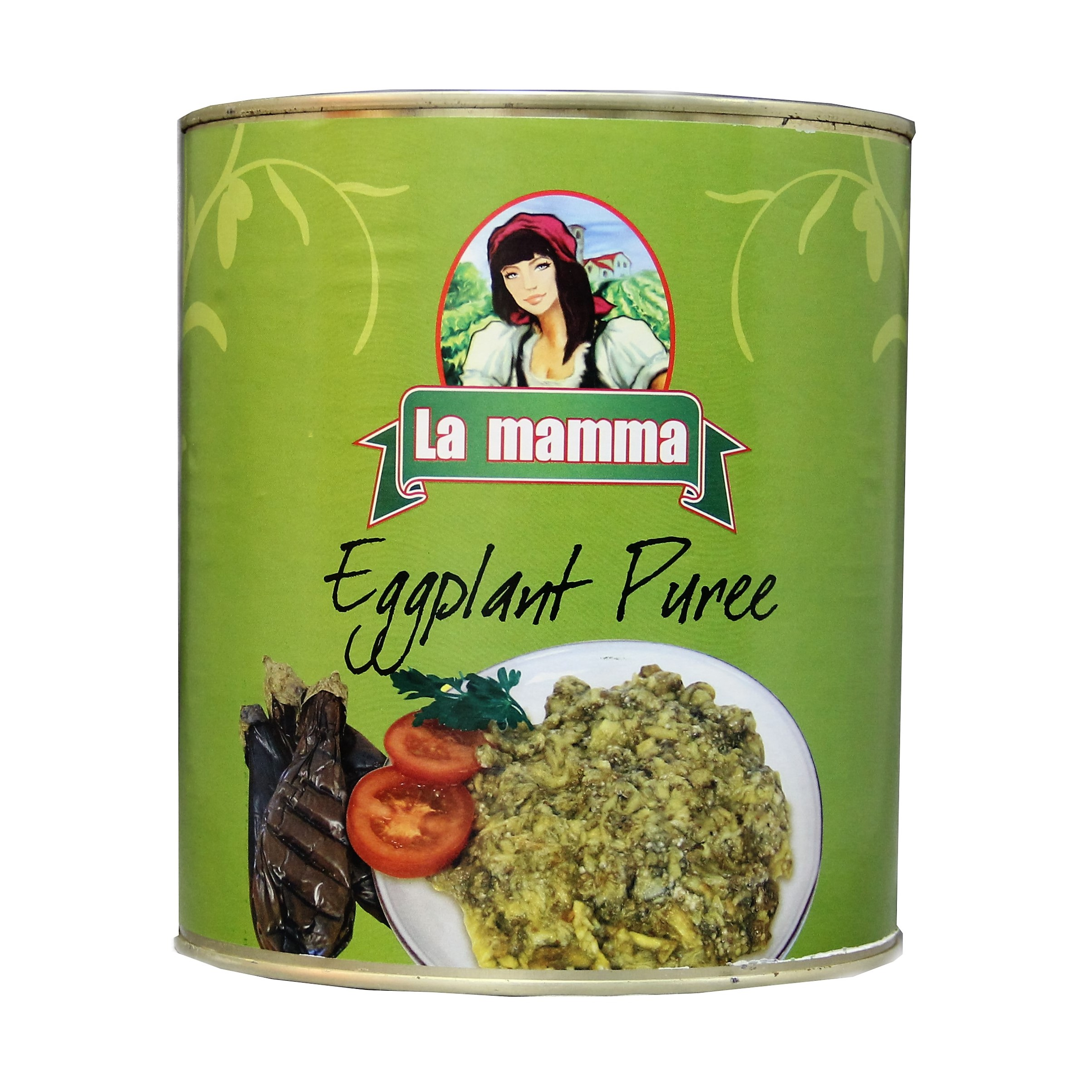 088 eggplant puree 3kg