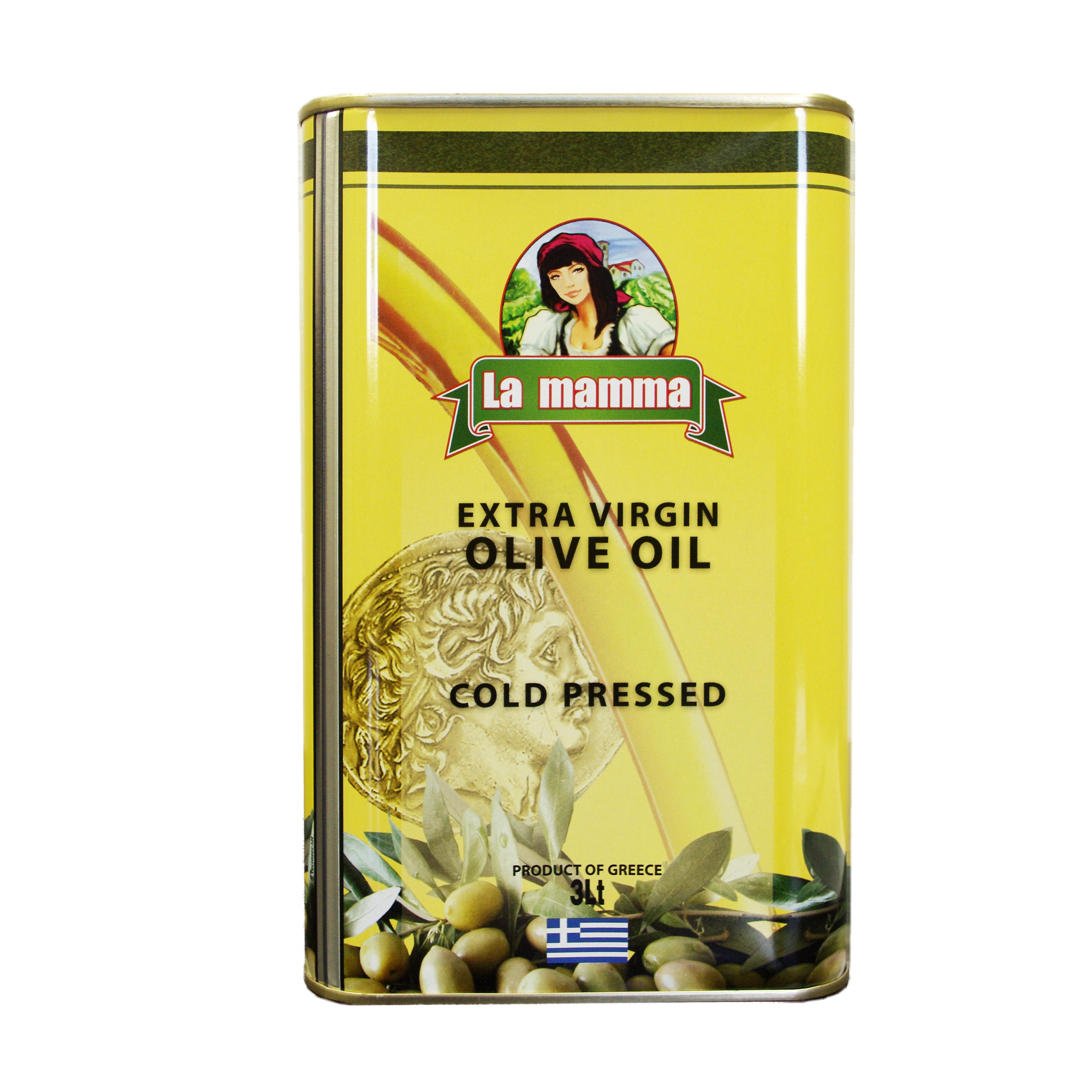 863 olive oil EV la mamma